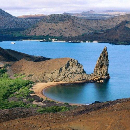 Galapagos Islands, Ecuador And Galapagos
