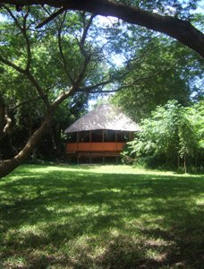 Mozambique - traditional accomadation