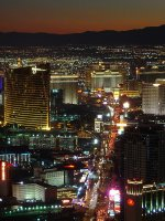 Las Vegas - enjoy the nightlife