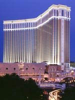 Las Vegas Holidays - the world famous Venetian