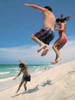 Florida holidays - all about fun in the sun