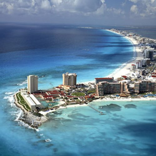 Cancun weather real customer reviews of the weather in for Warm weather vacations in february