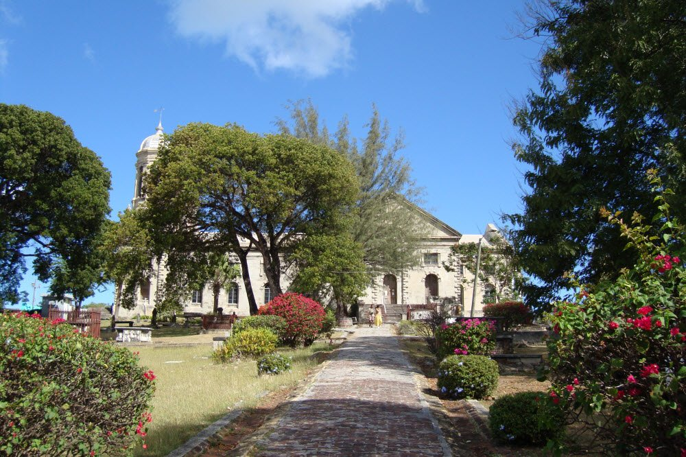 St Johns Antigua Holiday