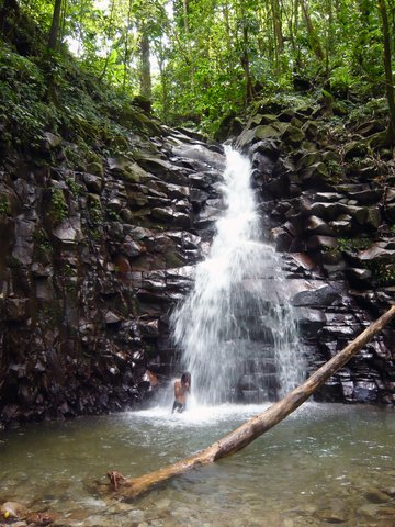 Soufriere Holidays - Waterfall