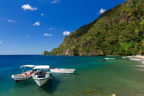 Beautiful Soufriere Holiday