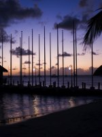 Castries Holiday Sunset