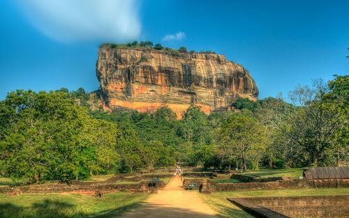 Sigiriya holiday