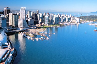 Vancouver Holidays - stunning cityscape