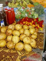 St Kitts & Nevis Holidays - delicious local food