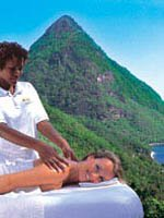 St Lucia Holidays - world class luxury spas