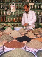 Morocco Holidays - food full of spice and flavour