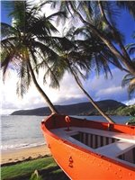 Bequia Island Holidays - enjoy seculded beaches