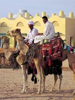 Egypt Holidays - friendly locals