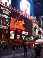 New York holidays - catch a show