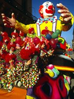 Malta Holidays - all the fun of the carnival