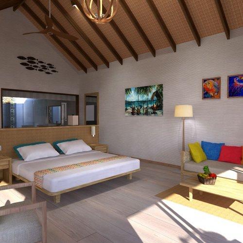 Reethi Faru Resort Maldives Reviews