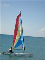 Catamaran Sailing Antigua Slide