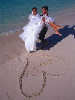 Weddings Abroad - romantic beach side locations