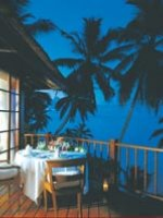 Fregate Private Island - Village Dining