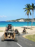 Dune Buggying In The Dominican Republic