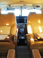 Private executive aircraft