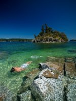 Salt Spring Swimming