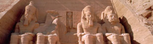 Egypt's ancient ruins have attracted visitors for thousands of years